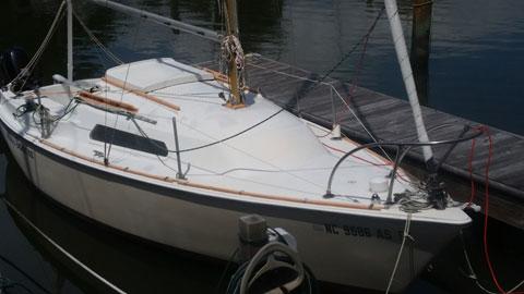 O'Day 20, 1978 sailboat
