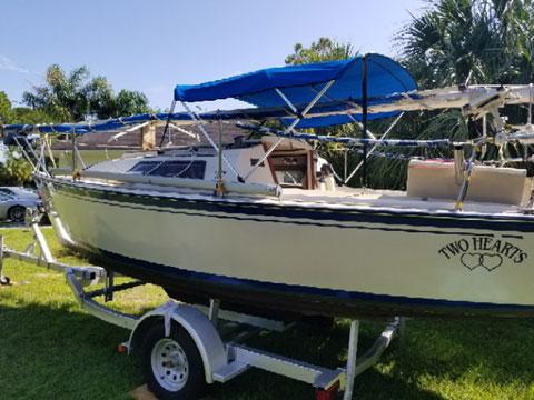 Oday 222, 1987 sailboat