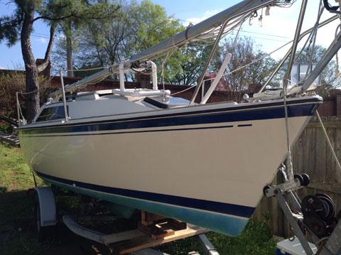 Oday 222, 1984 sailboat