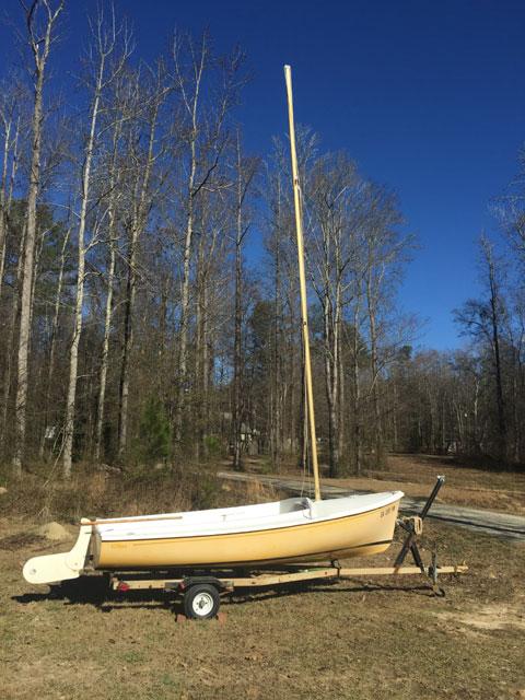 O'day Javelin 1976 sailboat