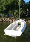 1978 Oday Javelin sailboat