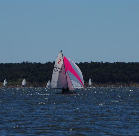 One Design 14, 1989 sailboat