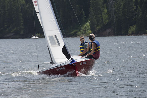 Open 5.0, 2007 sailboat