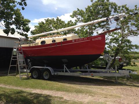 Pacific Seacraft FLICKA 20, 1983 sailboat