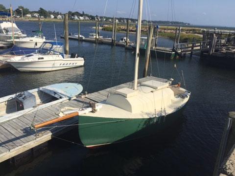 Pacific Seacraft Flicka 20, 2016 sailboat