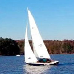 Pearson Ensign 22', 1964 sailboat