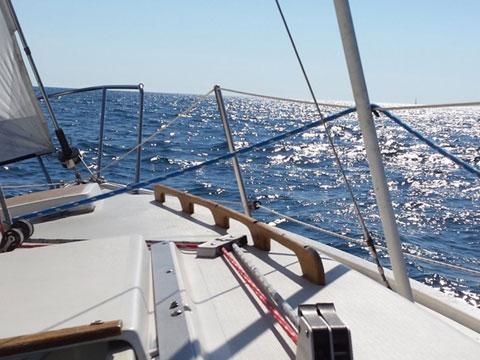 Pearson 26, 1978 sailboat