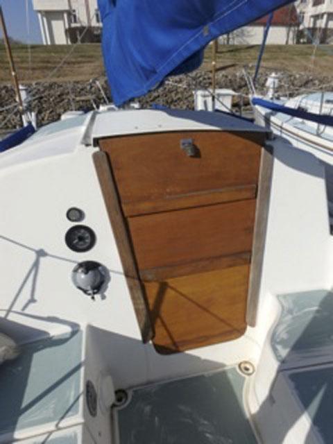 Pearson 26, 1975 sailboat
