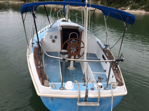 Pearson 30, 1973 sailboat