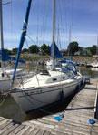 1983 Pearson 303 sailboat