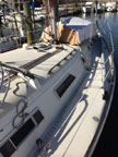 1988 Pearson 31 sailboat