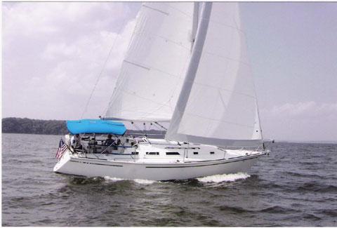 Pearson 33-2, 1988 sailboat