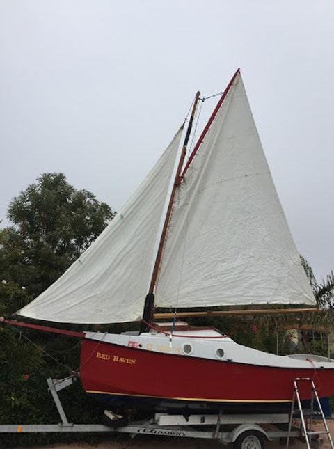 Chesapeake Light Craft, Pocketship, 2013 sailboat