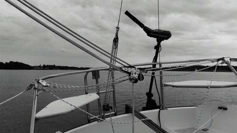 Precision 18,  sailboat
