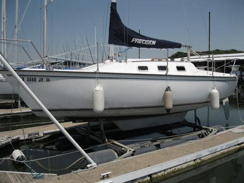 Precision 23', 1996 sailboat