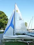 2003 Raider Sport 16 sailboat