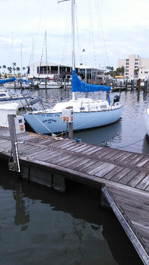 Ranger 23, 1975 sailboat