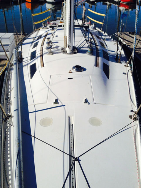 Ranger 37, 1976 sailboat