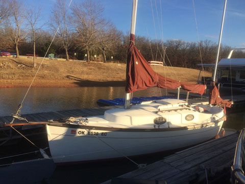 Rob Roy 23, 1987 sailboat
