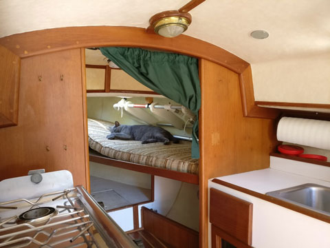 7 Pin Trailer Connector >> Rob Roy 23 Canoe Yawl, 1984, NE Columbia, South Carolina, sailboat for sale from Sailing Texas ...