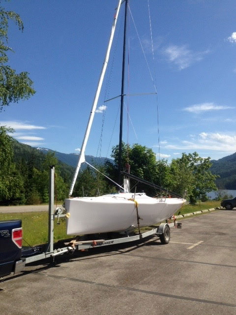 Rocket 22, 2011 sailboat
