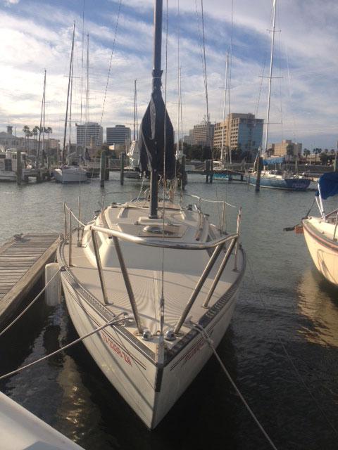 S-2 7.3, 1981 sailboat