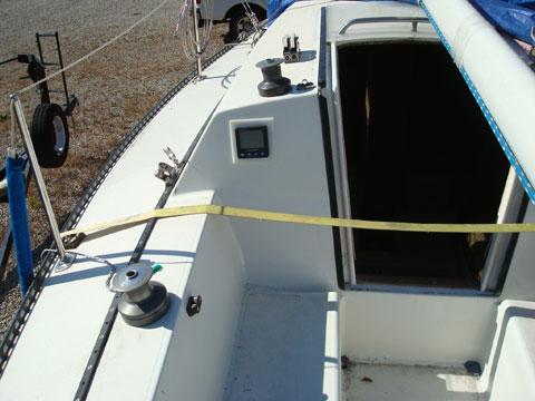 S2 7.9, 1983 sailboat
