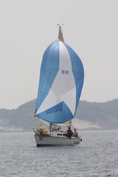 S2 7.9 GrandSlam, 1994 sailboat