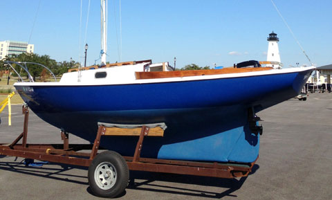 Sailstar, 19.5', 1967 sailboat