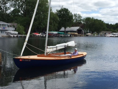 Sakonnet 23, 2006 sailboat