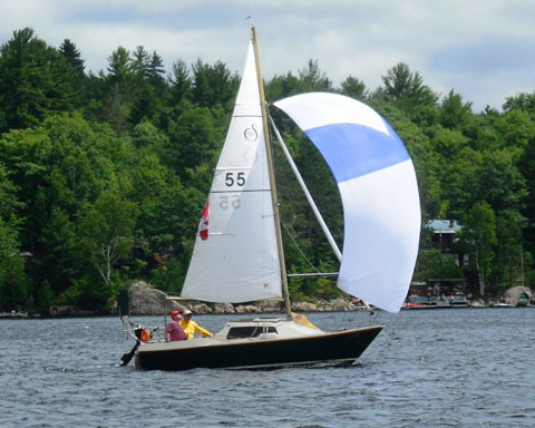 Sandpiper 565, 1973 sailboat