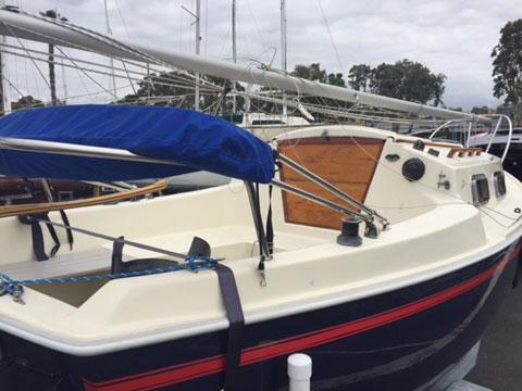 Sanibel 18, 2010 sailboat