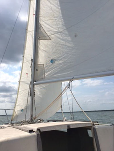 San Juan 21, 1978 sailboat