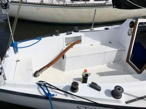 San Juan 24, 1973 sailboat