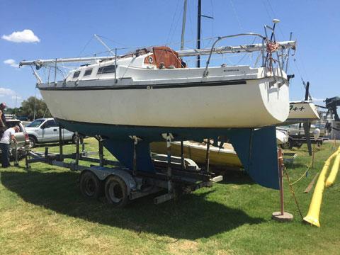 Seafarer 26, 1979 sailboat