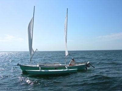 Seapearl 21, Trimaran, 1999 sailboat