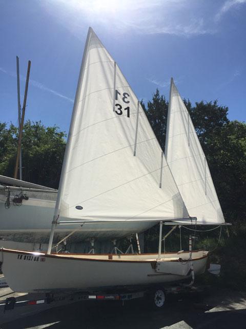 Sea Pearl 21, 1983 sailboat