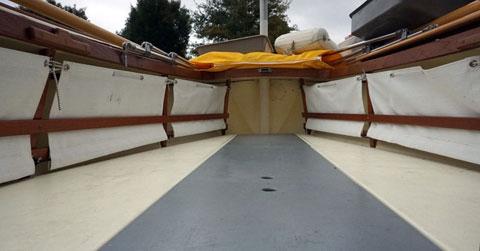 Sea Pearl 21, 2006 sailboat