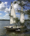 1999 Sea Pearl 21 sailboat