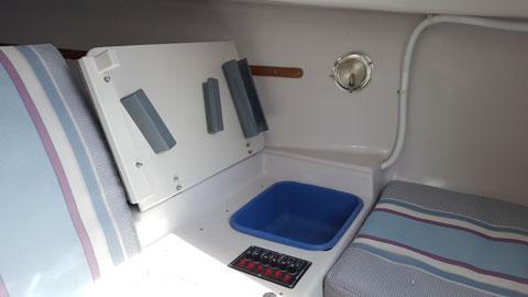 Hake Seaward Fox, 19.75', 1998 sailboat