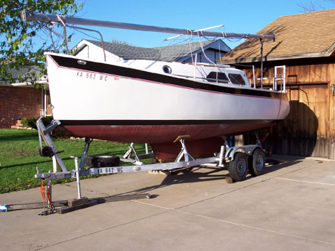 Seaward 24, 1984 sailboat