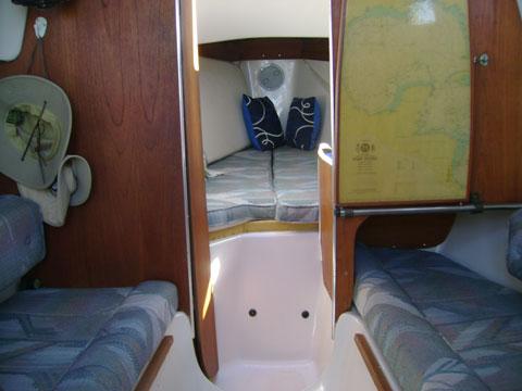 Seaward 25, 1996 sailboat