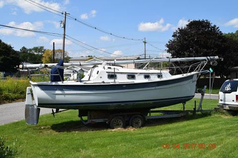 Seaward S-25, 1995 sailboat