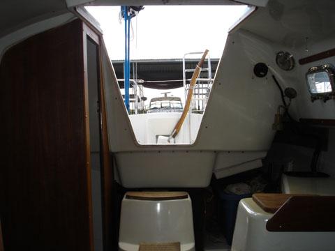 Seaward 25, 1998 sailboat