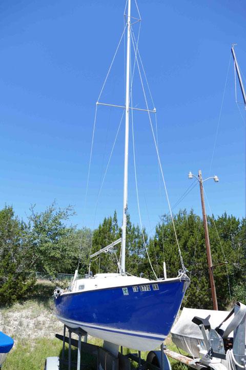 South Coast 21, 1965 sailboat
