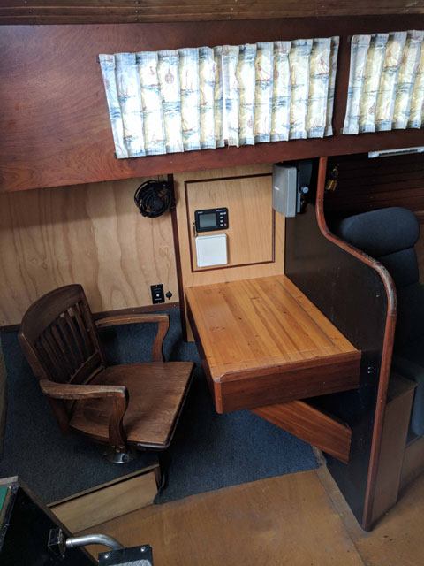 Spencer 42 ketch, 1968 sailboat