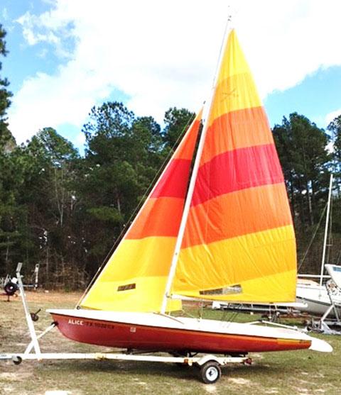 Starwind Buccaneer 18, 1983 sailboat