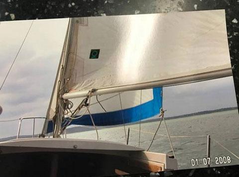 Star Wind 22 sailboat
