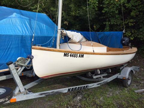 Stur-Dee Cat, 1987 sailboat