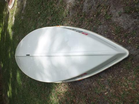 Sunfish, 1990 sailboat